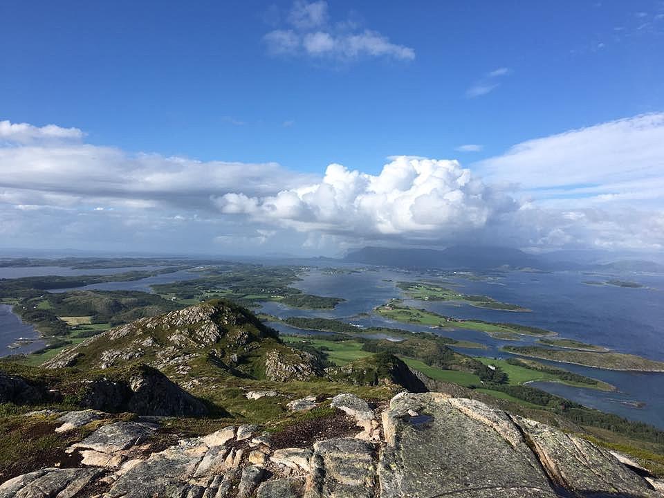 For en utsikt fra toppen!