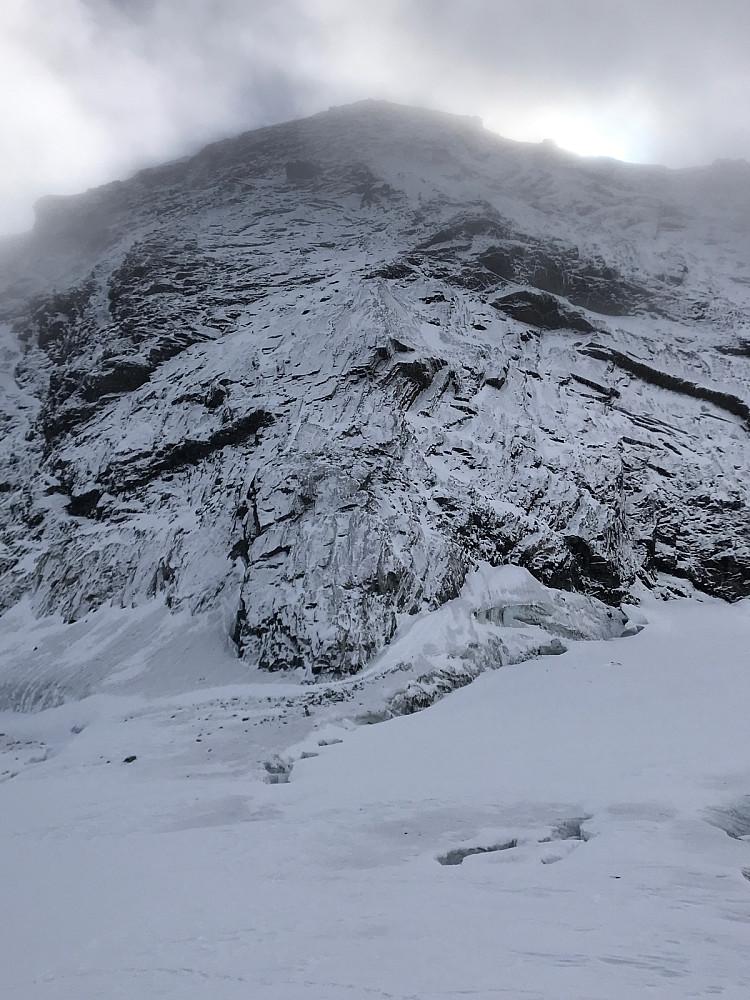 Fra innsteget: 7 taulengder vinterklatring skiller oss fra toppen.