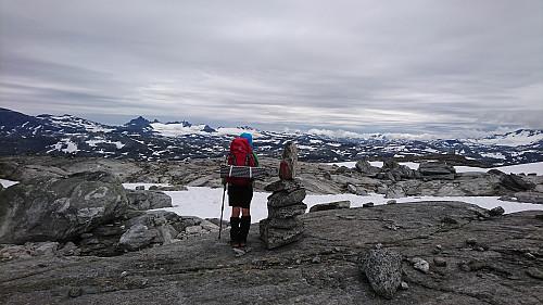 Norge altså! Fantastisk utsikt!
