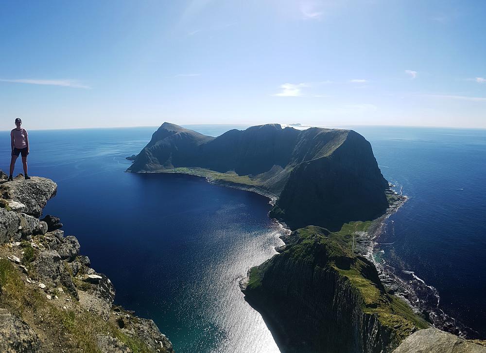 Det klassiske Værøy-bildet