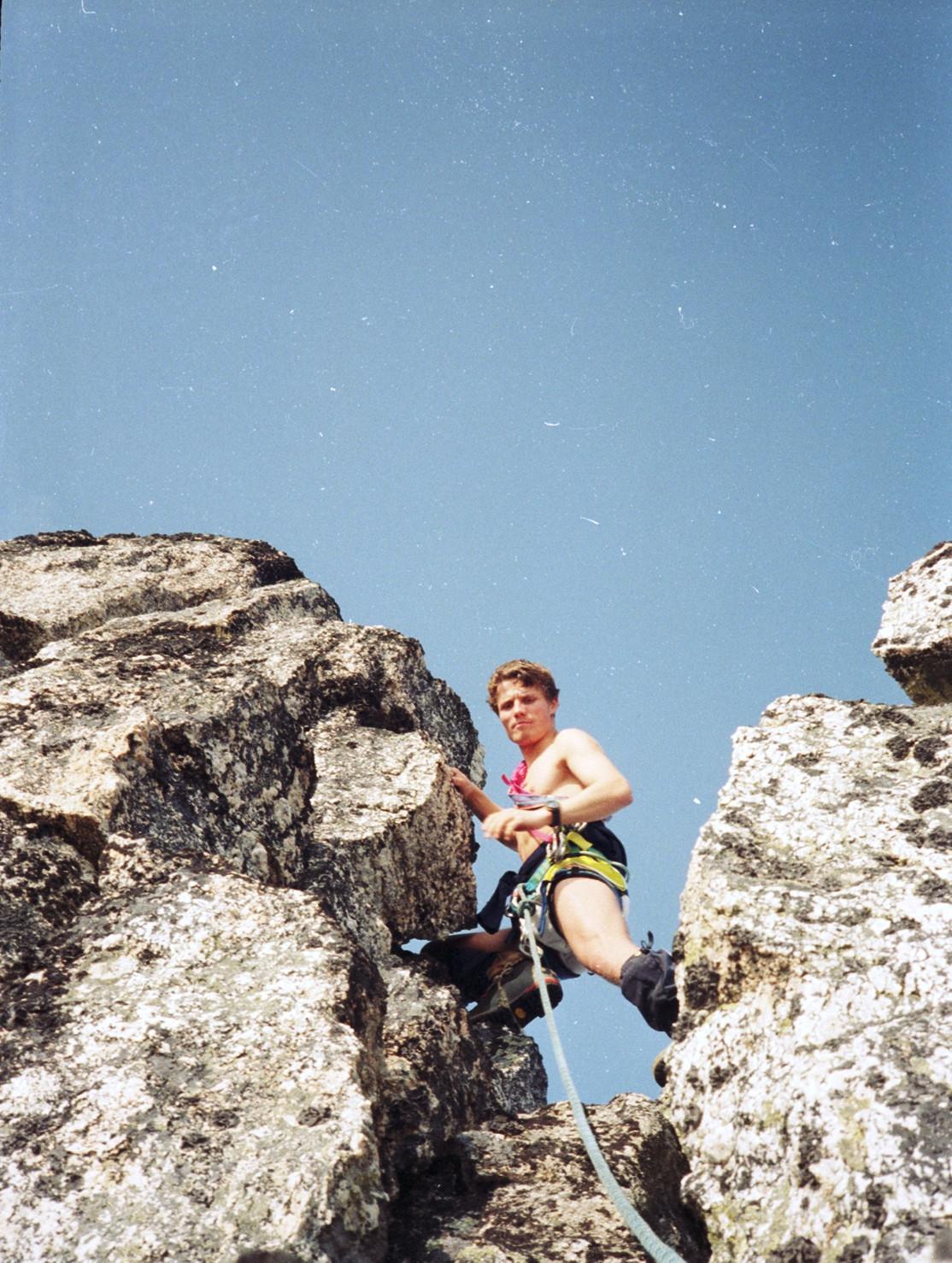 Søre Skjorta (1522 m) • Peakbook