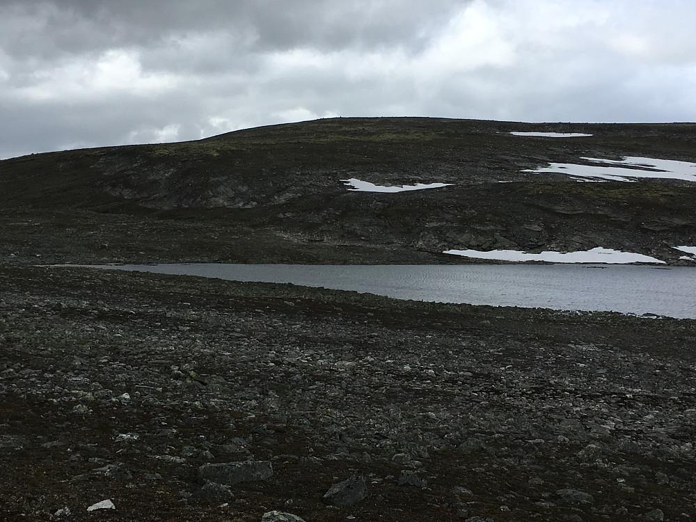 Leirhøi fra øst