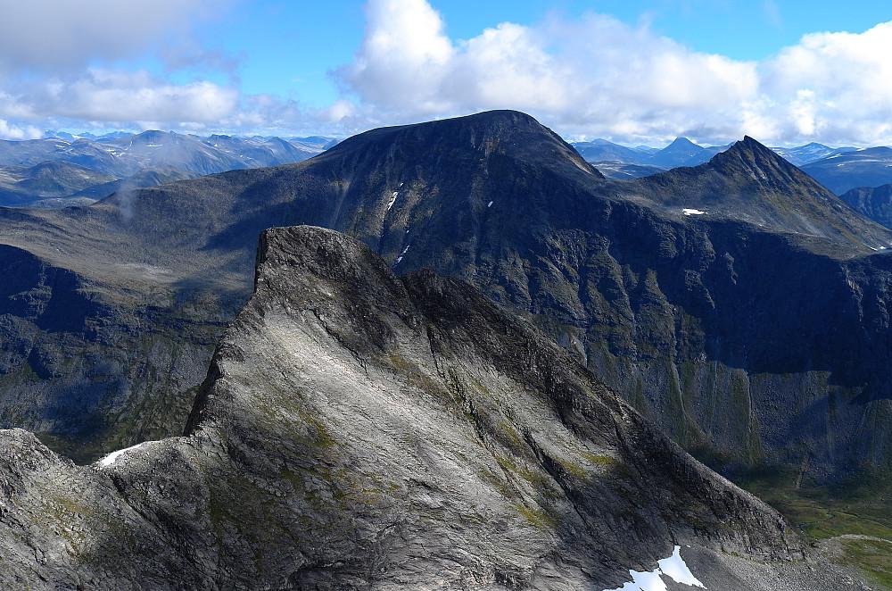 Storvasshornet, Torvløysa og Kupenibba