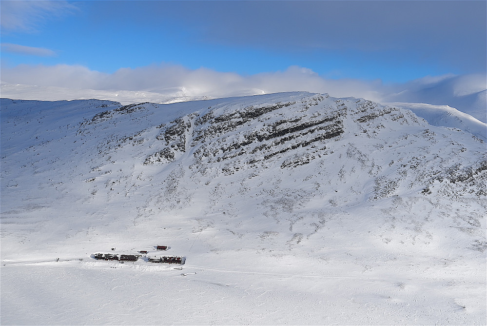 Smuksjøsæter/Solsidevassberget