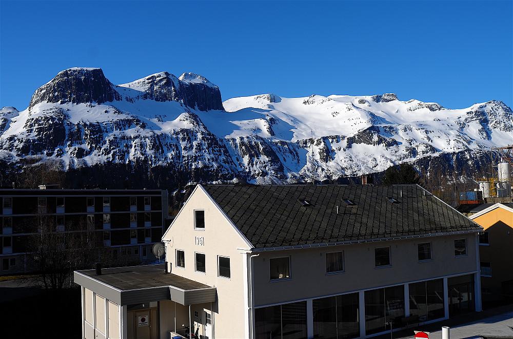Glomfjord og Glomsteet