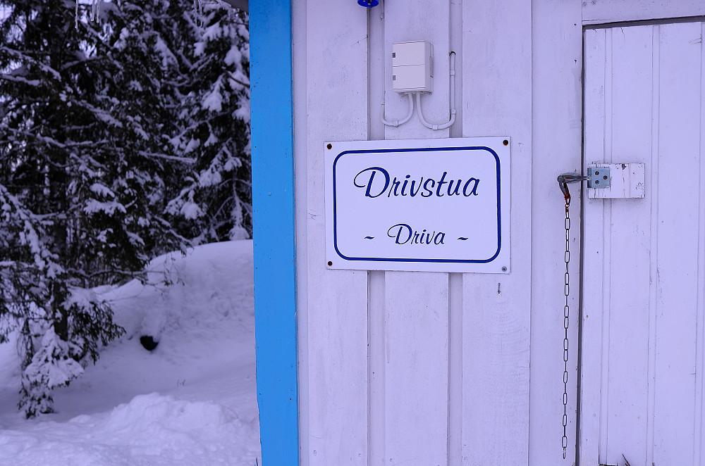 Hører hjemme i Oppdal kommune