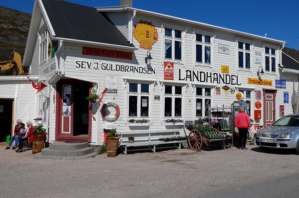 Butikken i Kongsfjord