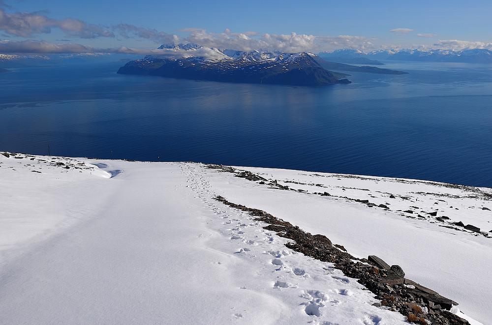 Lyngen og Ullsfjorden