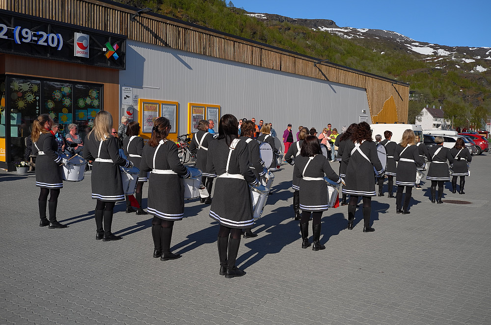 Paradekorpset