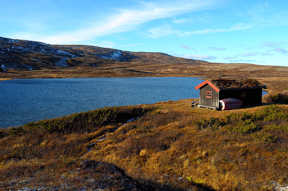 Litlesjøbua