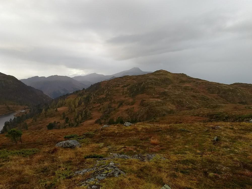Fra Grønlia mot Skorva.