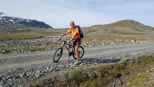 Sykkeltur er fint