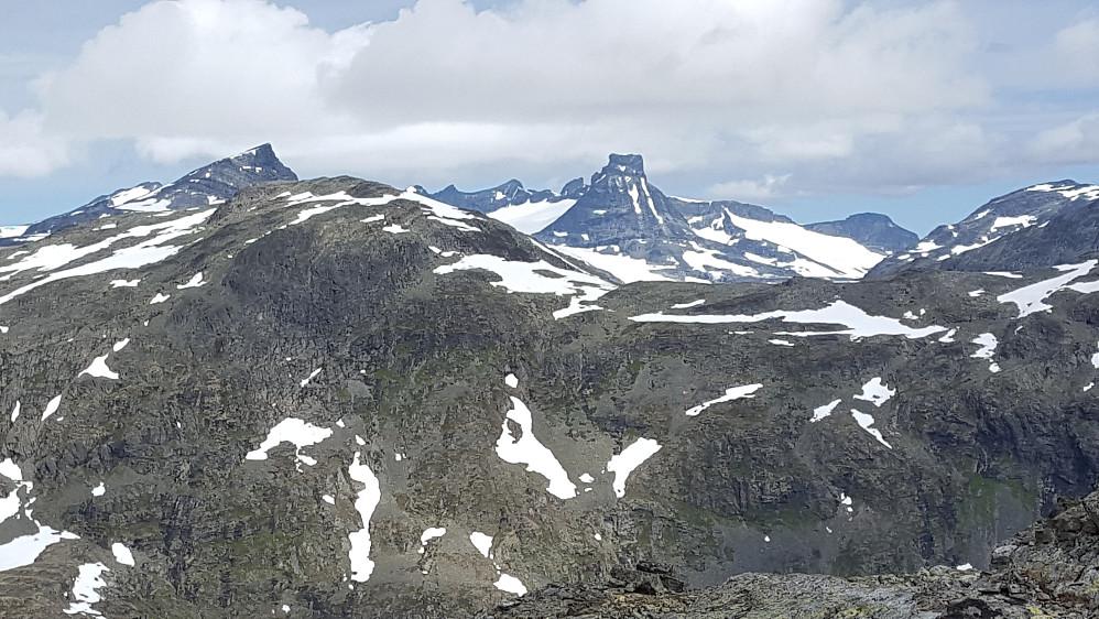 Gravdalstinden & Storebjørn
