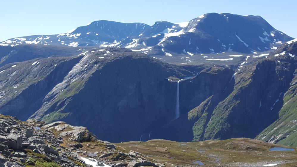 Mardalsfossen - alltid et flott syn :)