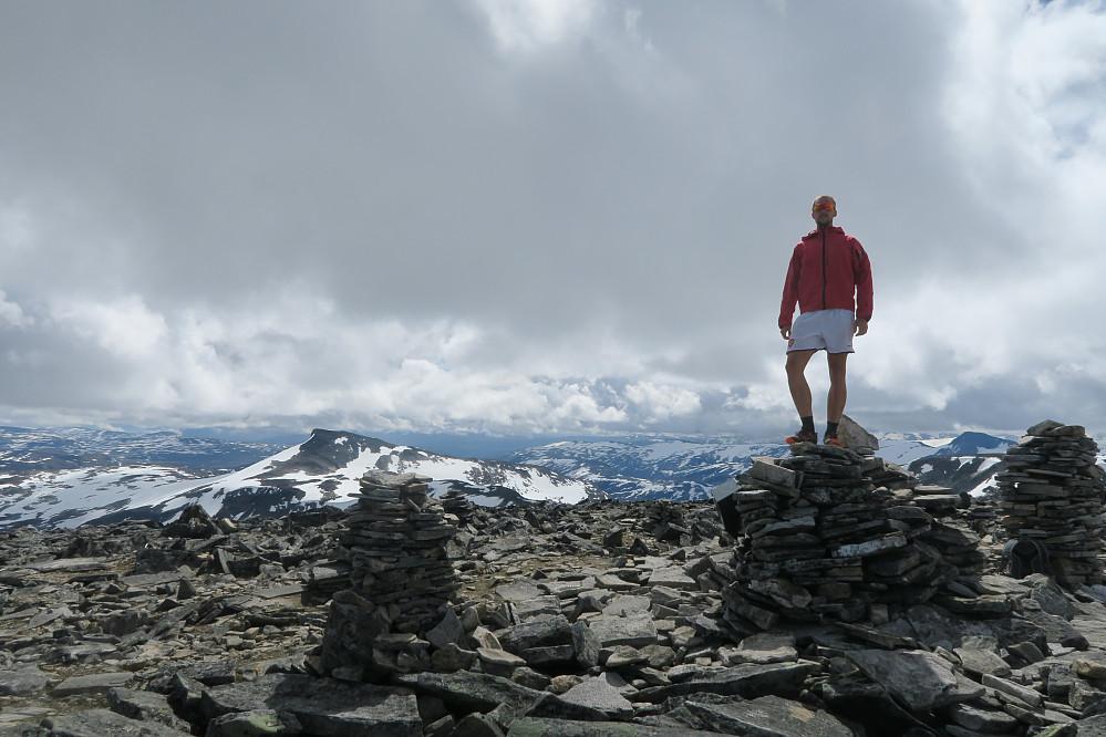 Fikk lurt inn en uoffisiell tur over 2000 meter