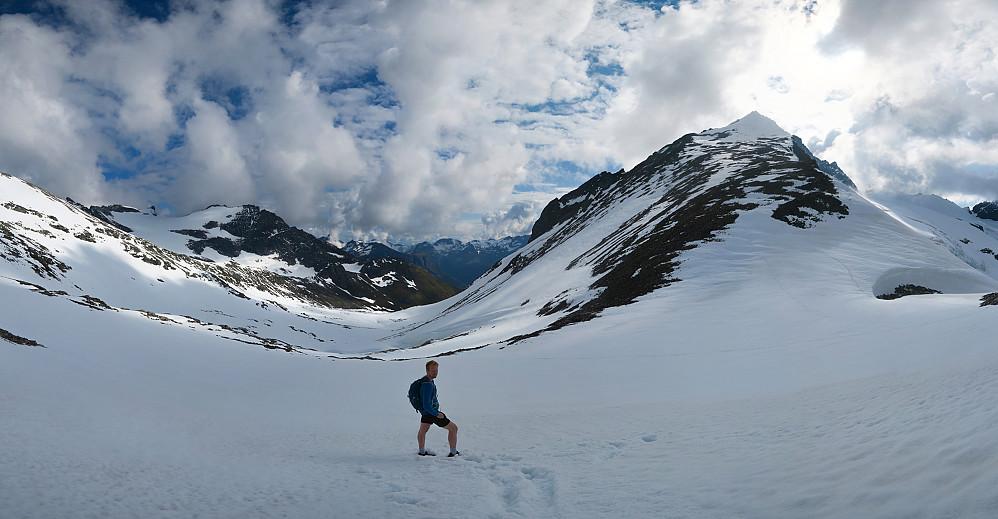 Effektive høydemeter ned på snø