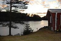 En liten gammel plass ved Kallestadvannet (Kallestadkåsa?)
