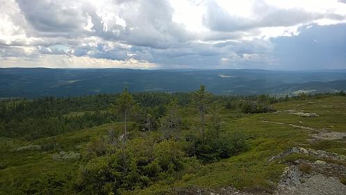 Einars utsikt.