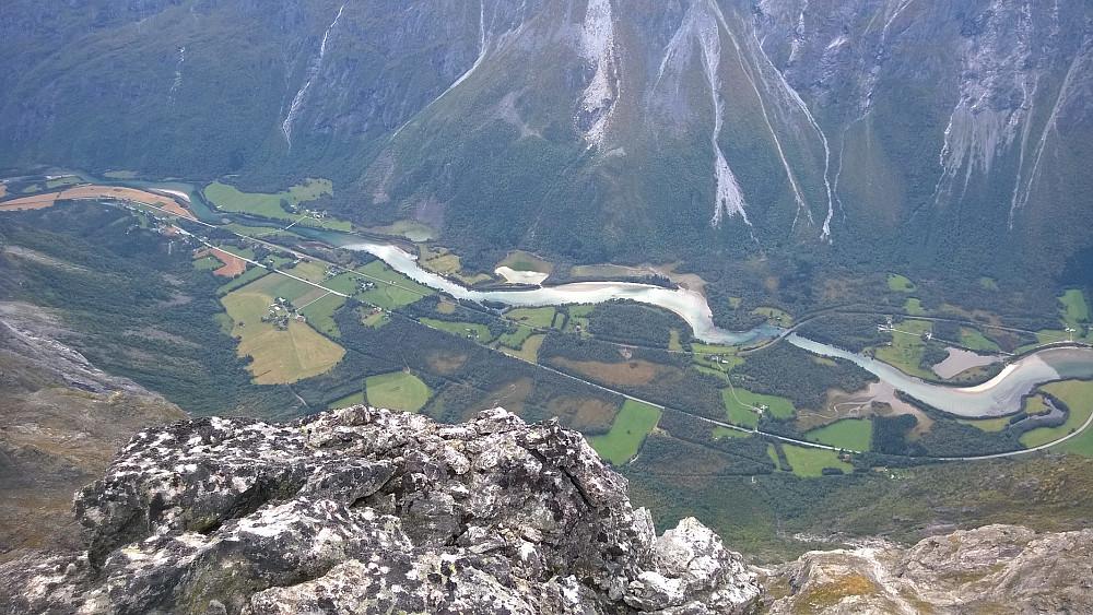 Exit Romsdalen.