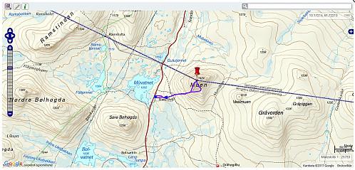 Muen - 3,5 km - 1t 22min
