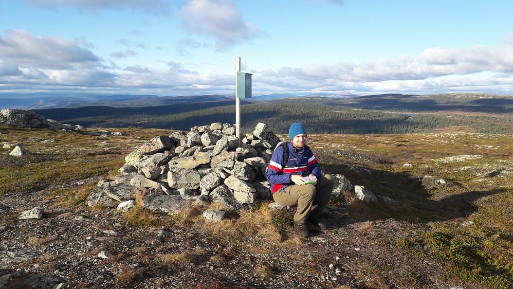 Hans Thorvald på Fagerfjellet