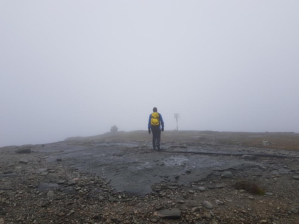 På vei til toppunktet - Peska