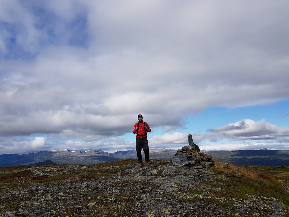 Rennefjellet Nord