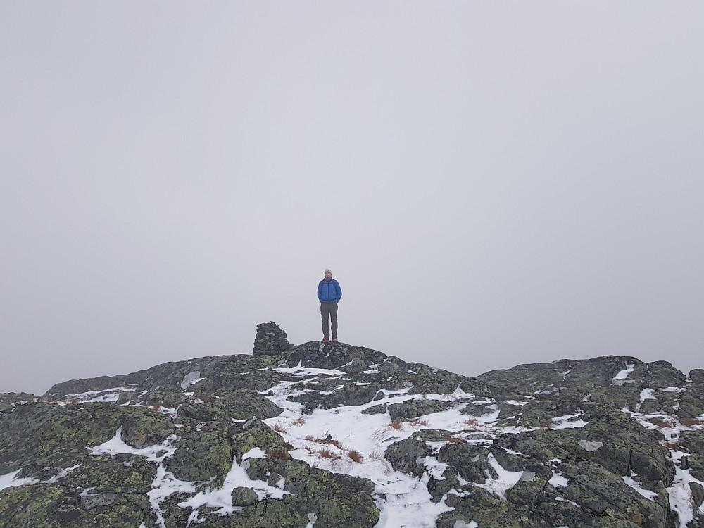 Larsfonnfjellet