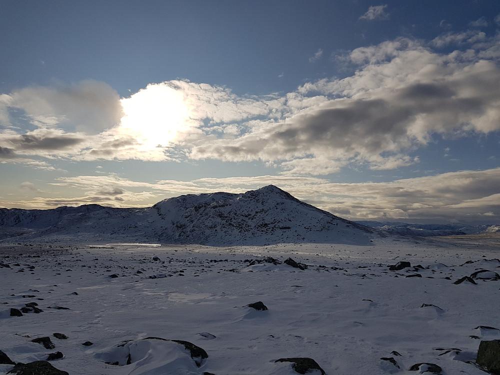 Øystre Fagerdalshøe