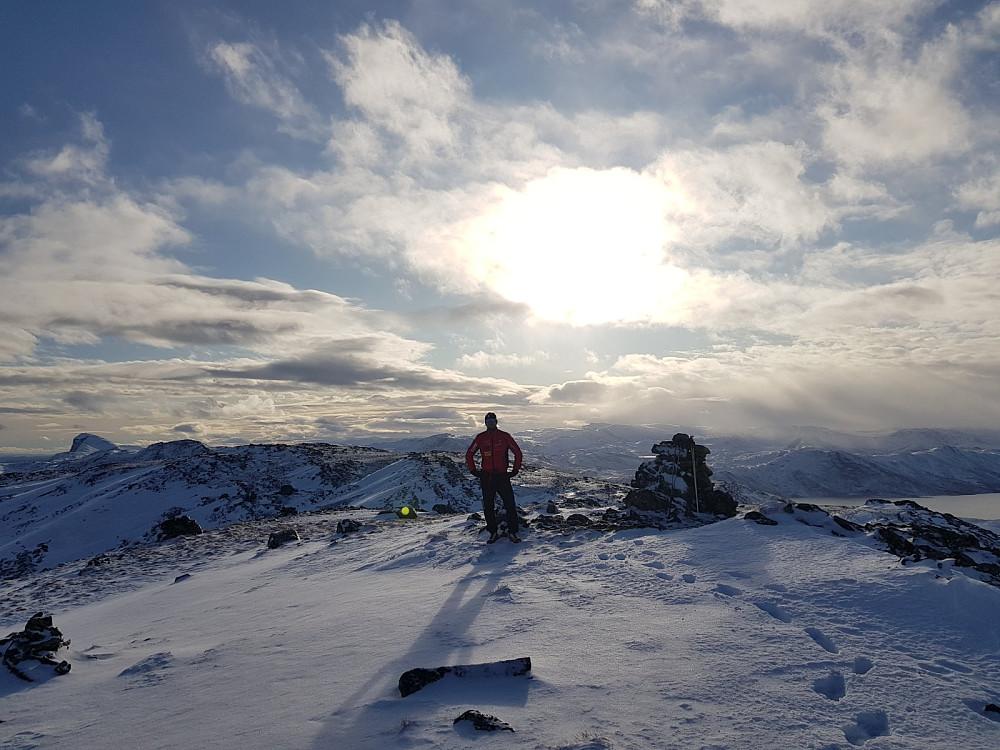 Hans Thorvald på Øystre Fagerdalshøe
