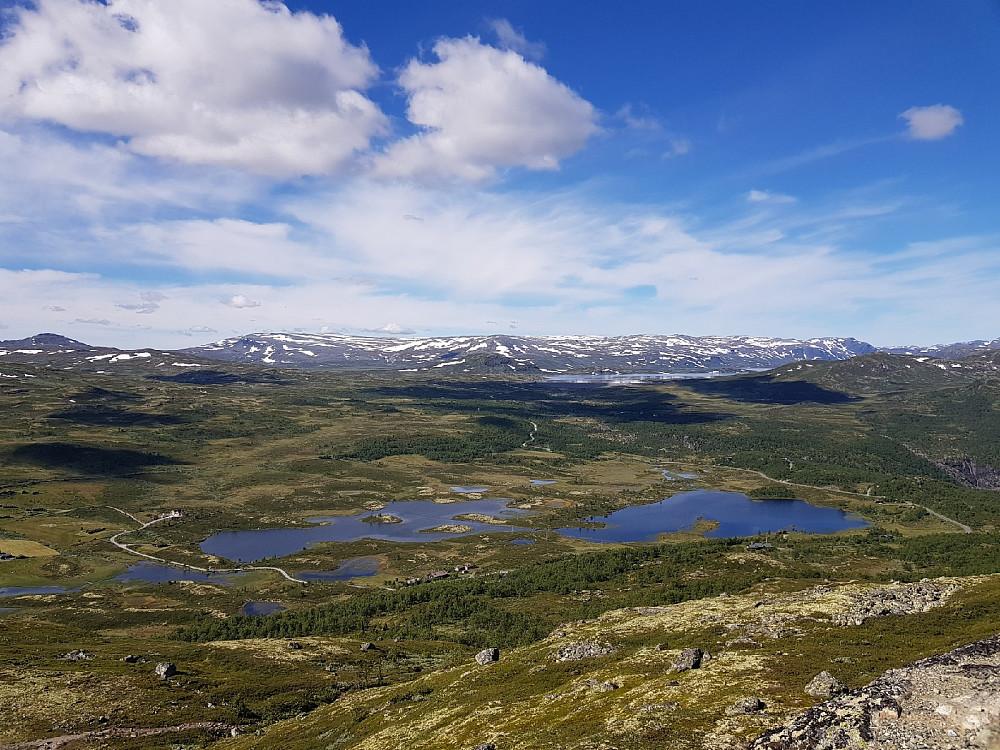 Utsikt fra Røgjin