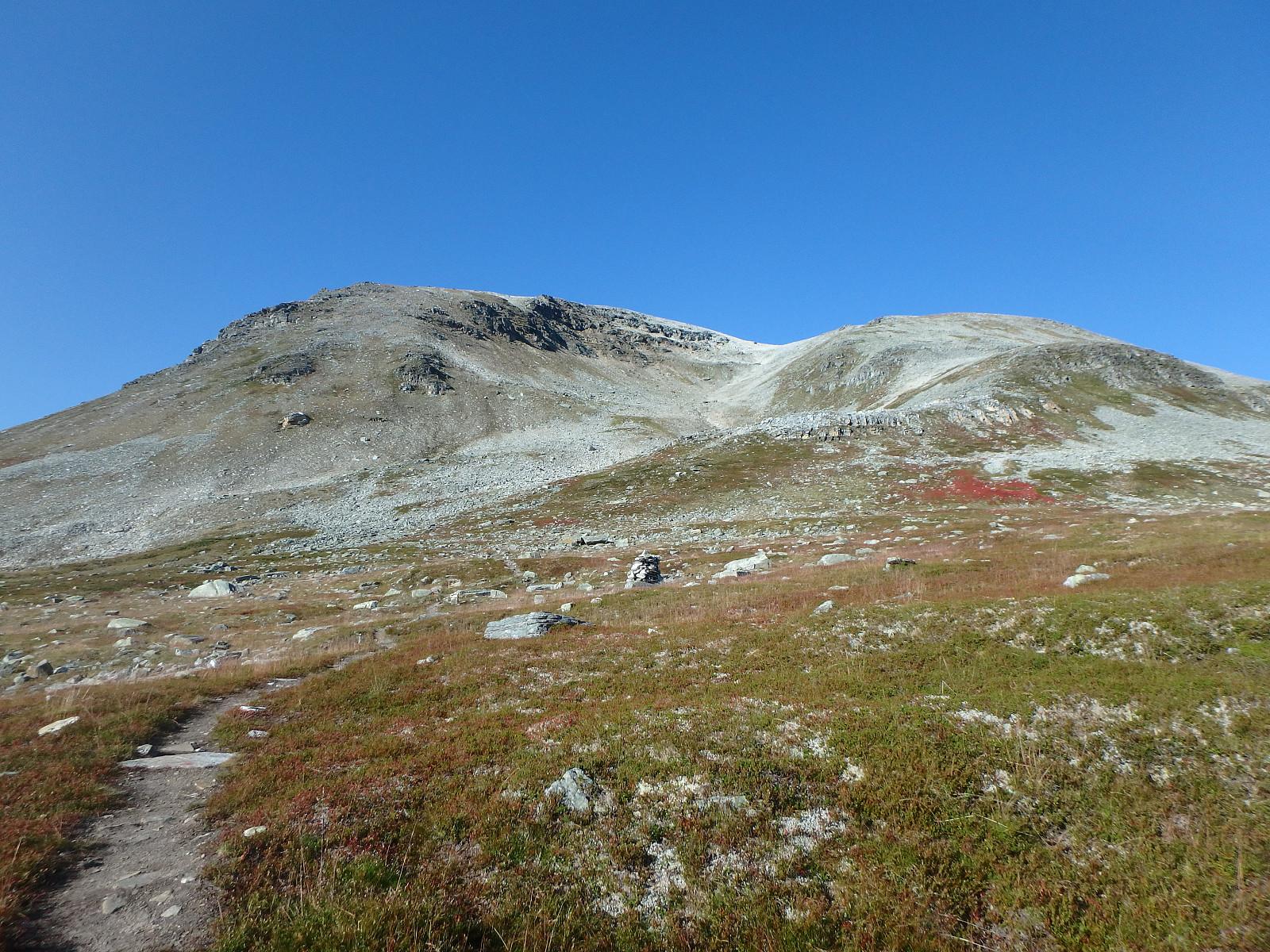 Turartikkel Blatinden Den Sovende Soldat 10 Pa Topp Tromso