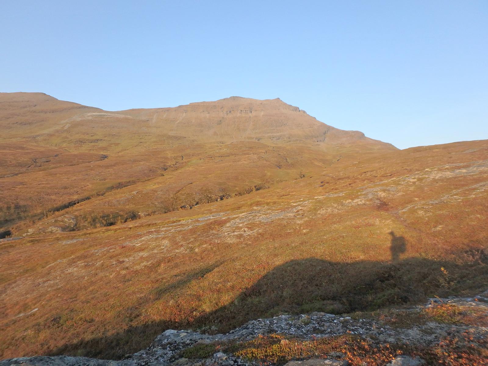 Turartikkel Svartnestinden 100m Pf Og 10 Pa Topp Tromso