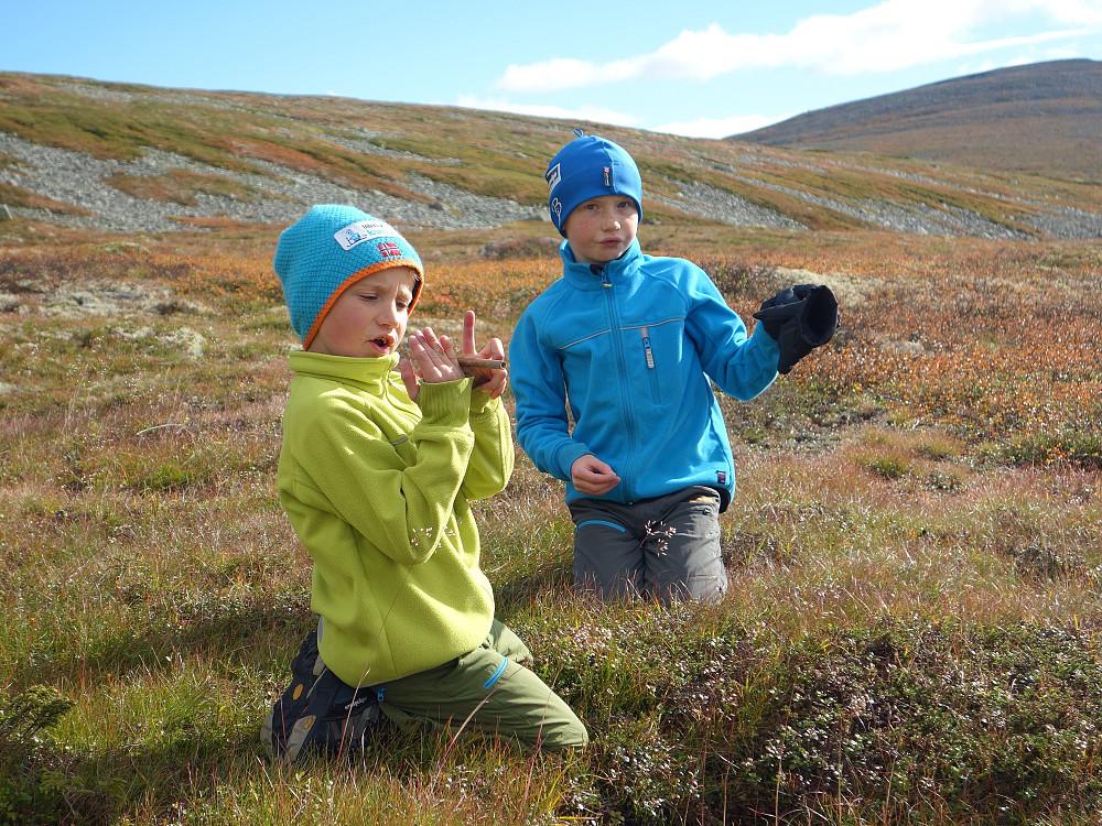 Eirik og Ola.