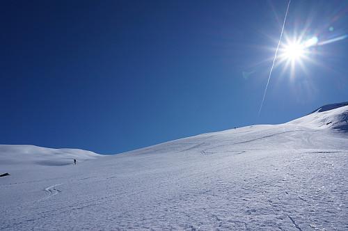 En flott dag i fjellet.