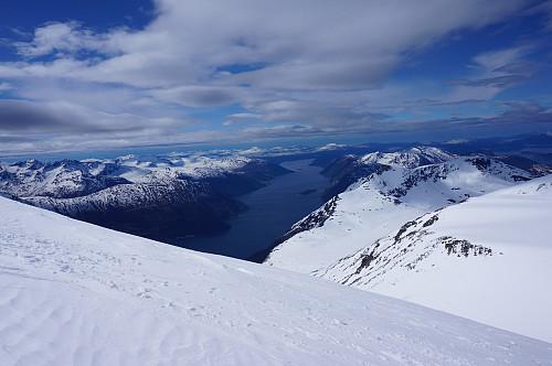 Sunndalsfjorden.
