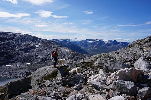Egil, Tundra og Bamse