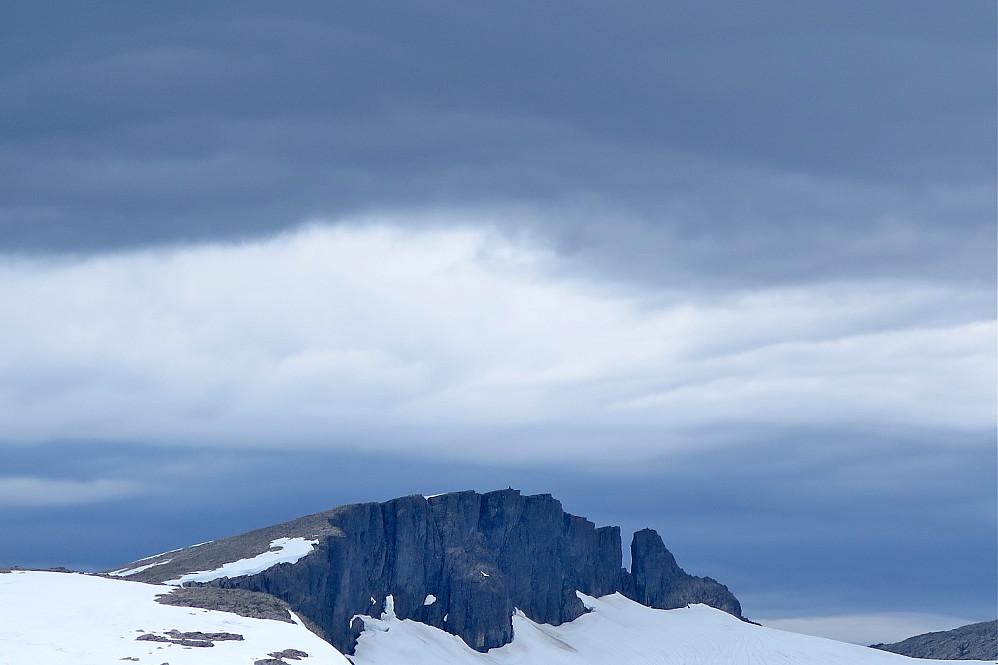 Eit av dei flottaste motiva i Nordjord, Saga og Maritind