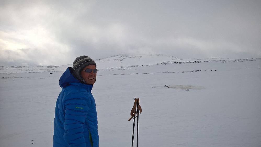 Johan mot Brattfonnhøa
