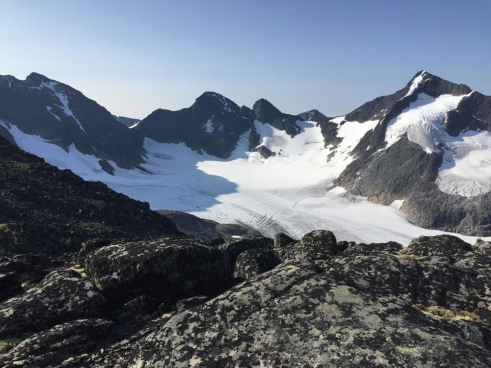 Knutsholet er fjellheimen på sitt beste!