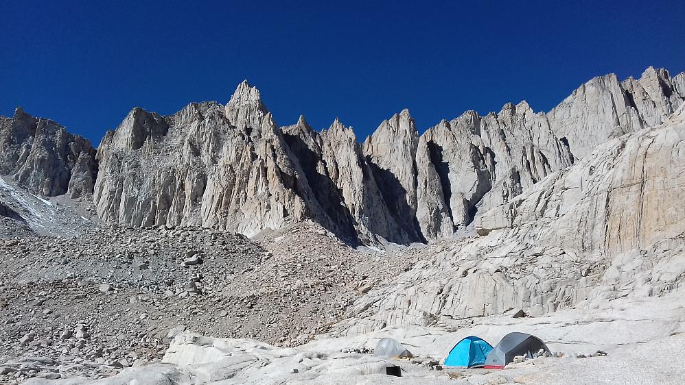 Trail Camp.