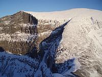 Storronden sett fra Vinjeronden er det mest trolske jeg har sett!
