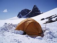 Blir aldri ferdig med Stølsmaradalstind jeg. En legendarisk teltplass i Ringsskar!