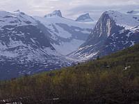 Stølsmaradalen sett fra Morka-Koldedalen. Utladalen og omegn er mitt favorittområde!!! Og denne turen er på pallen over mine desidert mest slitsomme turer.