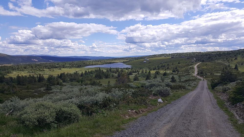 Fra Gammeldalen, mot Torsdalen