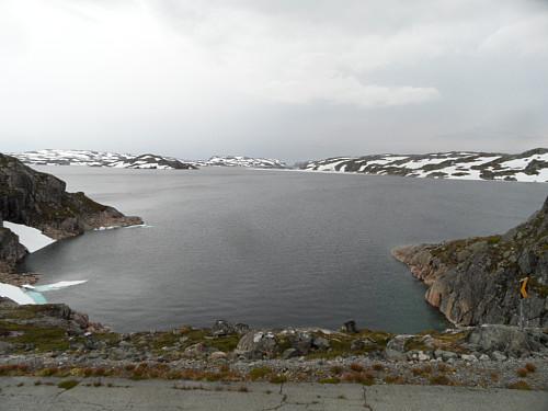 Holmen Uranuten 1121 moh t.v.