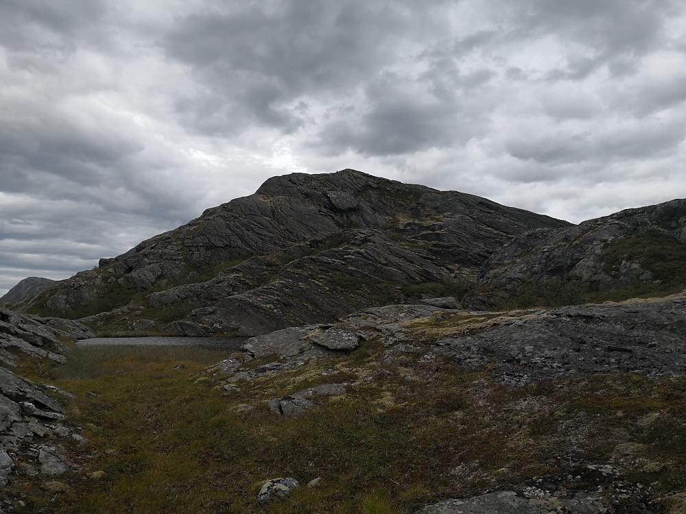 Mot Søre Nordfjellkjølen