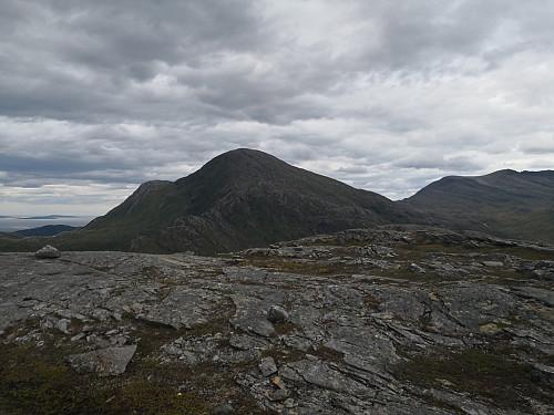 Frå Nordfjellkjølen mot Blåfjellet