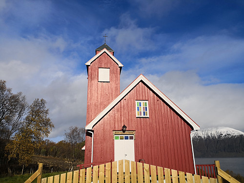 Kyrkja Hans Egedes Minne