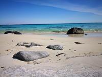Stranda på Alvneset